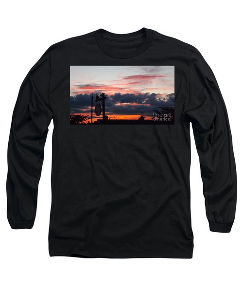 Rossington Sunset Long Sleeve T-Shirt