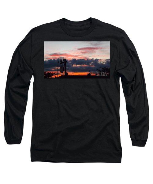Rossington Sunset Long Sleeve T-Shirt
