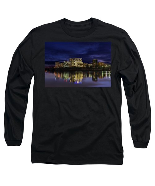 Rosslyn Skyline Long Sleeve T-Shirt