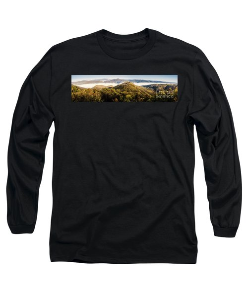 Round Mountain Lookout Long Sleeve T-Shirt