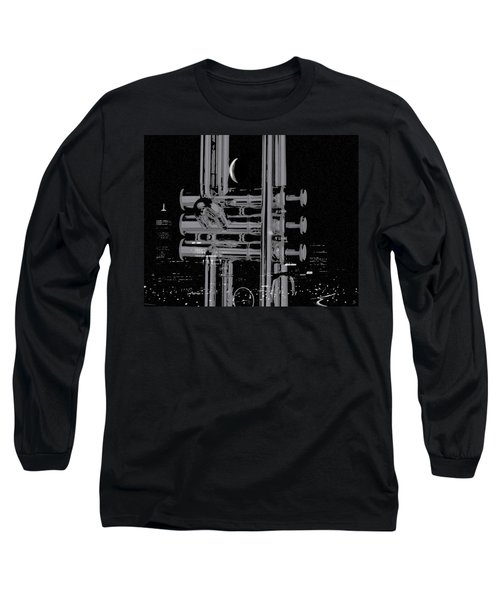 Round'bout Midnight Long Sleeve T-Shirt