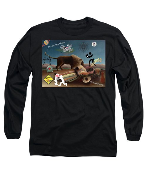 Rousseau's Nightmare Long Sleeve T-Shirt