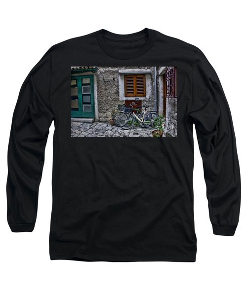 Rovinj Bicycles Long Sleeve T-Shirt