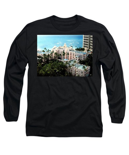 Royal Hawaiian Hotel  Long Sleeve T-Shirt