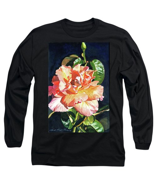 Royal Rose Long Sleeve T-Shirt