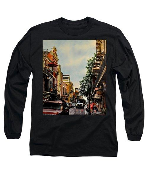 Royal Street Strole Long Sleeve T-Shirt