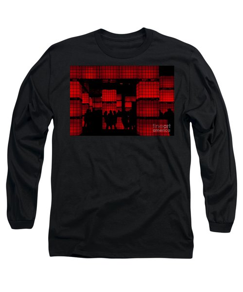 Rubik's Dream Long Sleeve T-Shirt
