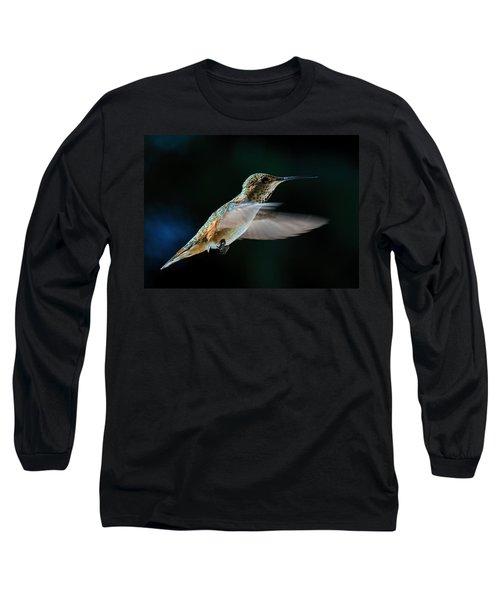 Rufous Long Sleeve T-Shirt