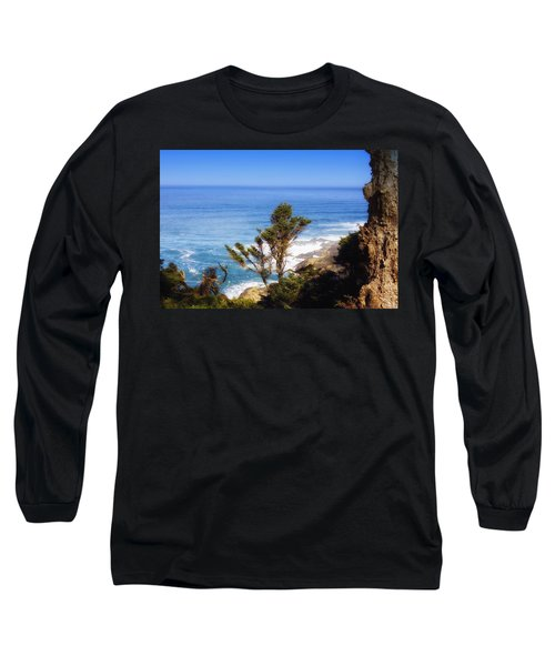 Rugged Beauty Long Sleeve T-Shirt by Kandy Hurley