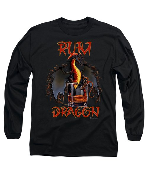 Rum Dragon Long Sleeve T-Shirt