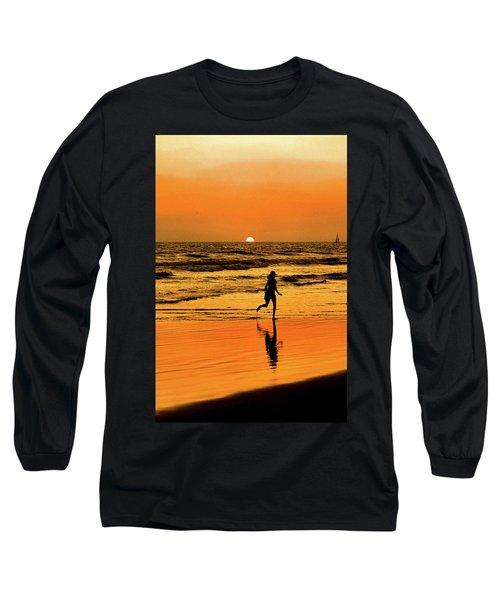 Run To The Sun Long Sleeve T-Shirt