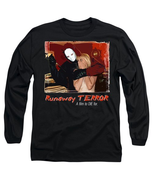 Runaway Terror 1 Long Sleeve T-Shirt