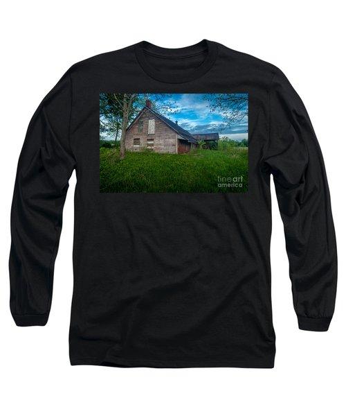 Rural Slaughterhouse Long Sleeve T-Shirt