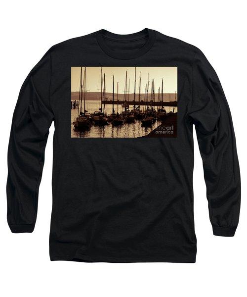Russet Harbour Long Sleeve T-Shirt