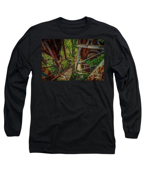 Rusty Climb Long Sleeve T-Shirt