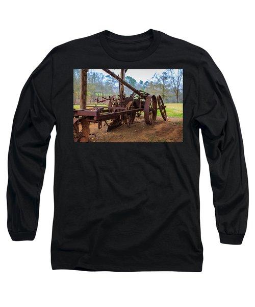 Rusty Farming Long Sleeve T-Shirt