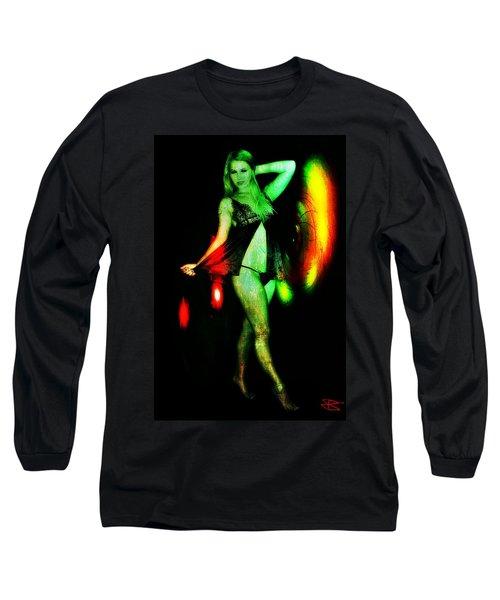Ryan 2 Long Sleeve T-Shirt by Mark Baranowski