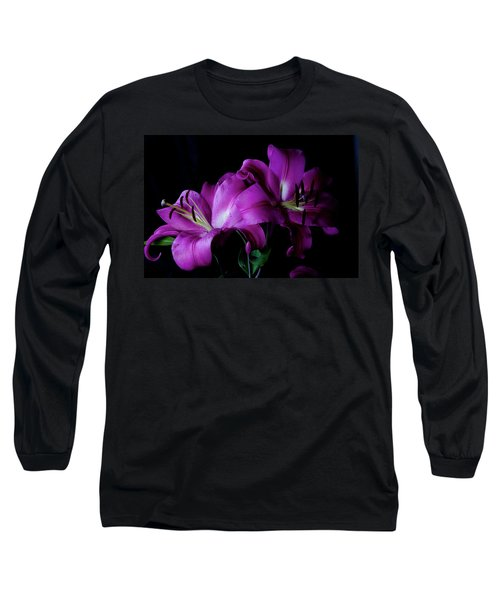Sad But Pretty Long Sleeve T-Shirt