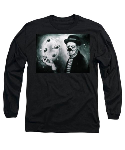 Sadness Of Creator Long Sleeve T-Shirt