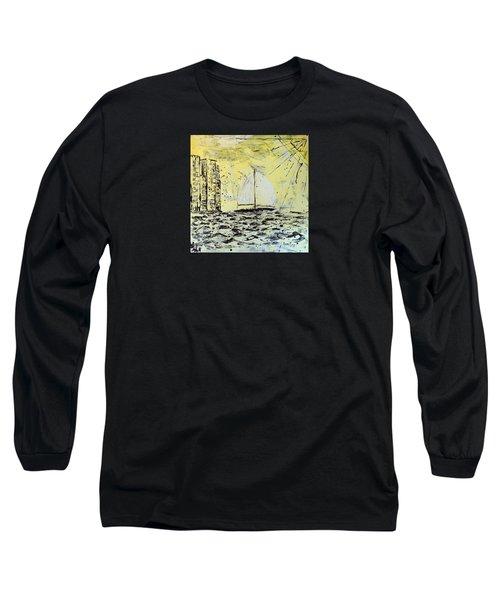 Sail And Sunrays Long Sleeve T-Shirt