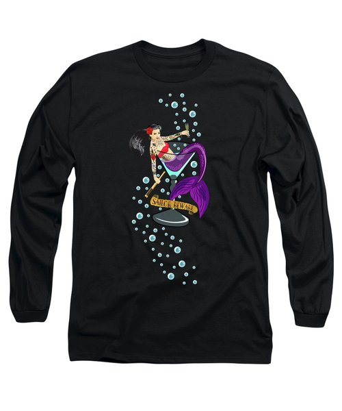 Sailor Beware Long Sleeve T-Shirt