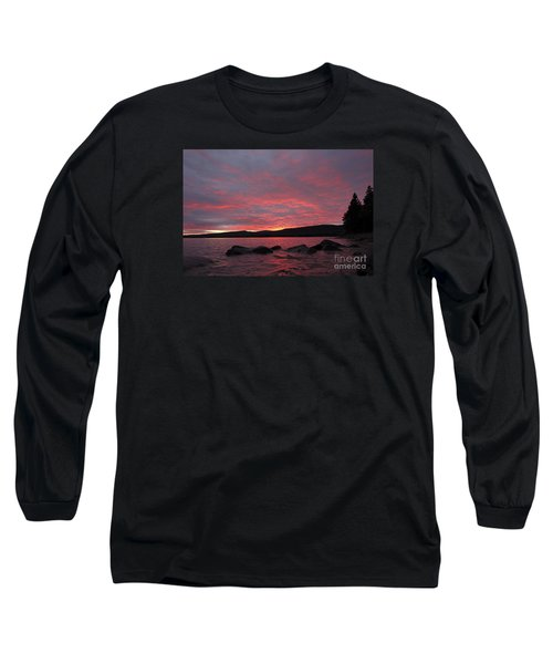 Long Sleeve T-Shirt featuring the photograph Sailor's Delight by Sandra Updyke