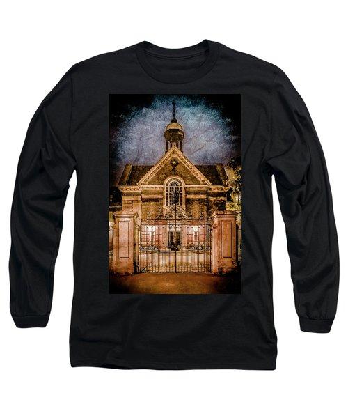 Oxford, England - Saint Hugh's Long Sleeve T-Shirt
