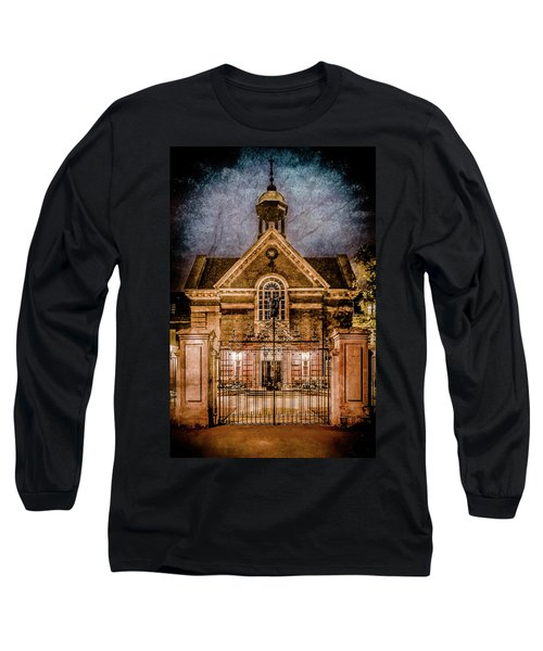 Oxford, England - Saint Hugh's Long Sleeve T-Shirt