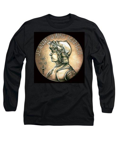 Saint Joan Of Arc Long Sleeve T-Shirt