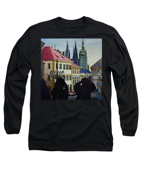 Saint Vitus Cathedral Long Sleeve T-Shirt
