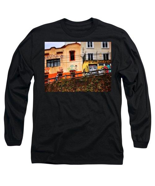 Saks Long Sleeve T-Shirt