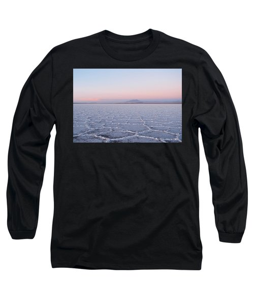 Salar De Uyuni No. 3-1 Long Sleeve T-Shirt