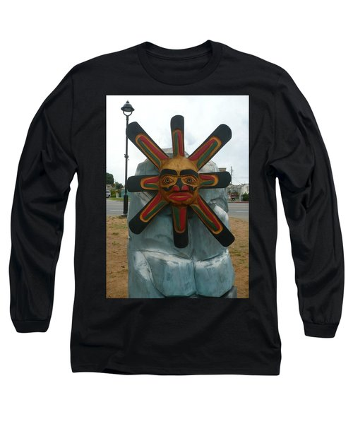 Salish Sun Long Sleeve T-Shirt
