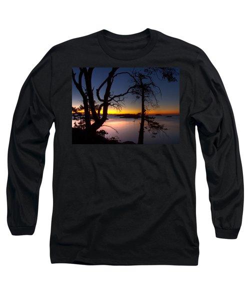 Salish Sunrise Long Sleeve T-Shirt