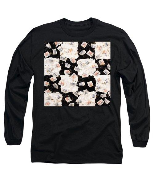 Salt And Pepper Long Sleeve T-Shirt