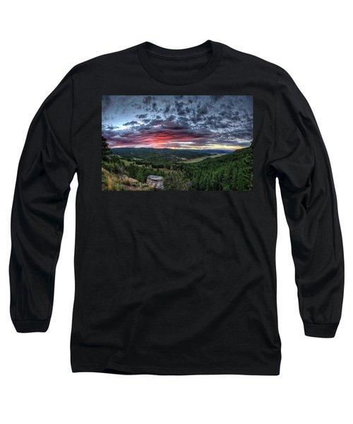 Salt Creek Sunrise Long Sleeve T-Shirt
