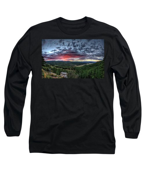 Salt Creek Sunrise Long Sleeve T-Shirt