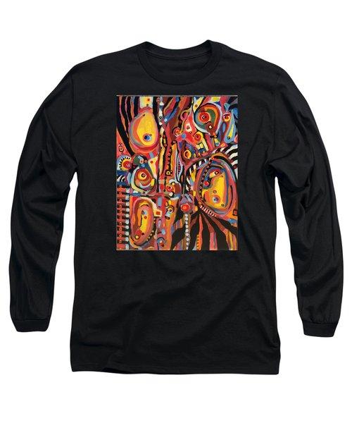 Salvaje # 10 Long Sleeve T-Shirt