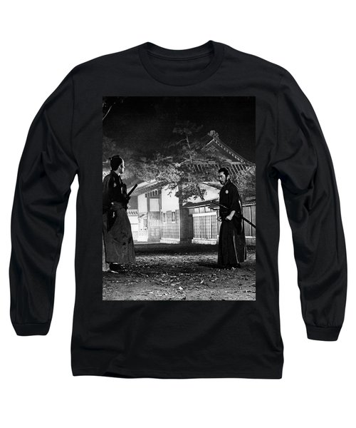 Samjuro Long Sleeve T-Shirt by Dan Twyman