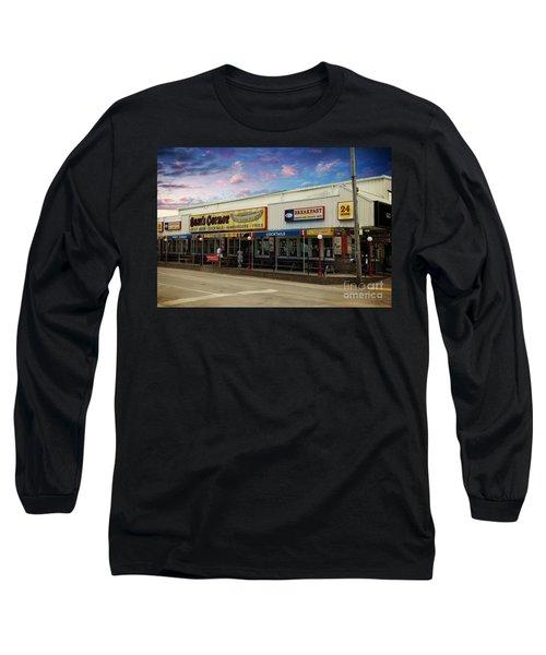 Sams Corner Garden City Sc Long Sleeve T-Shirt