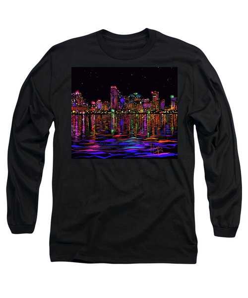 San Diego Stars Long Sleeve T-Shirt