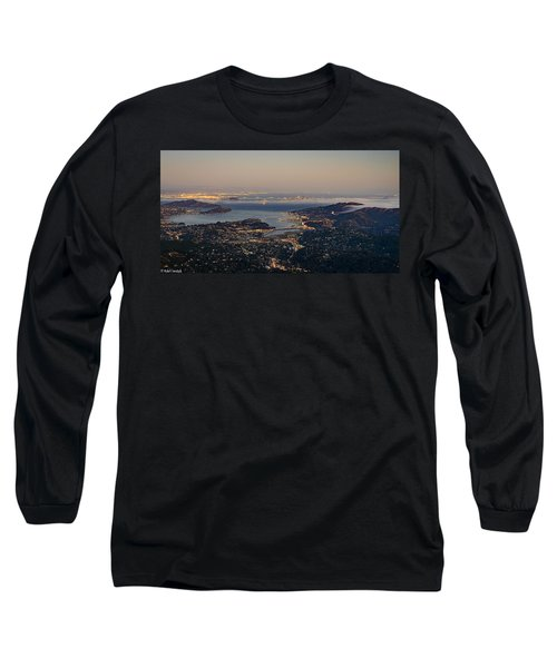 San Francisco Bay Area Long Sleeve T-Shirt