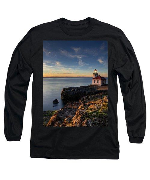 San Juan Island Serenity Long Sleeve T-Shirt