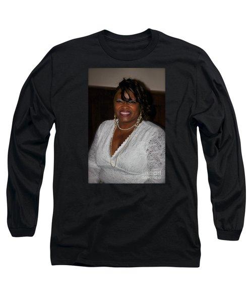 Sanderson - 4537.2 Long Sleeve T-Shirt by Joe Finney