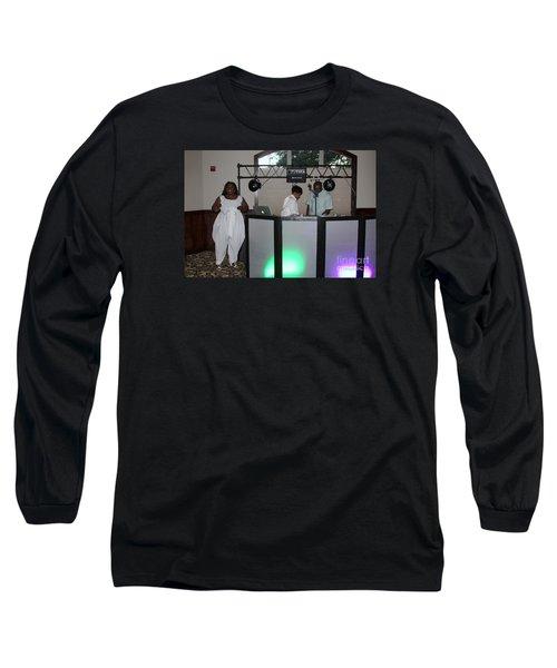 Sanderson - 4539 Long Sleeve T-Shirt by Joe Finney