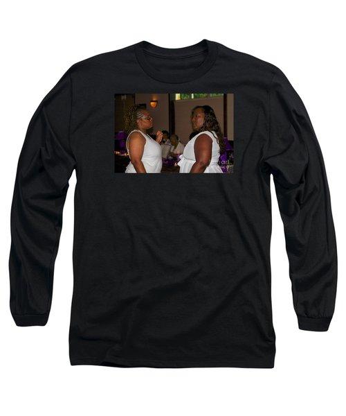 Sanderson - 4546 Long Sleeve T-Shirt by Joe Finney