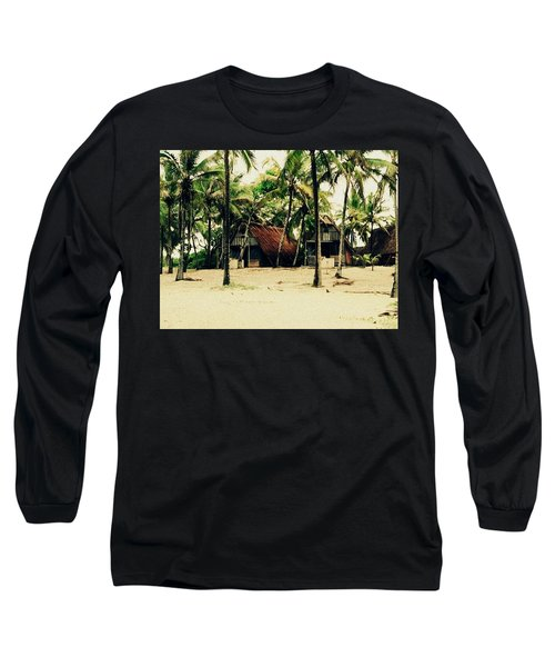 Sandy  Beaches Long Sleeve T-Shirt