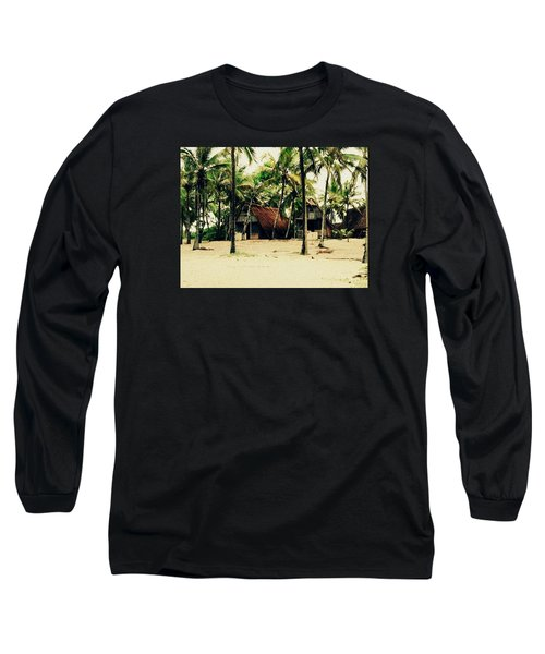 Sandy  Beaches Long Sleeve T-Shirt