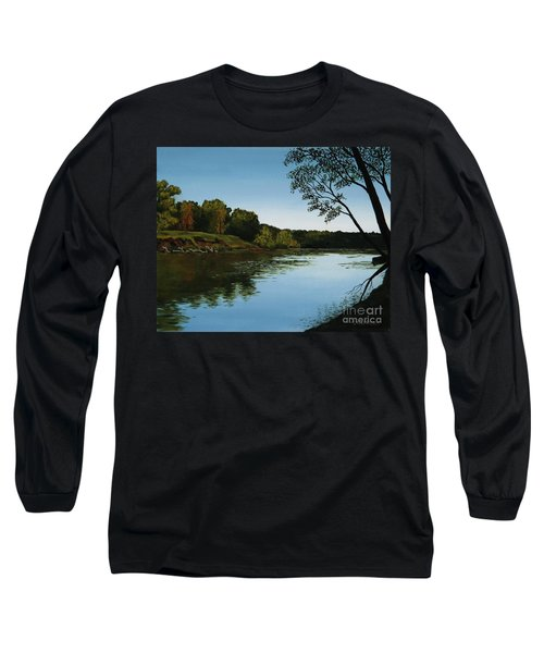 Sangamon Solitude Long Sleeve T-Shirt
