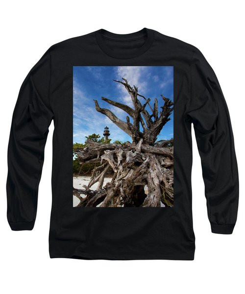 Sanibel Lighthouse Long Sleeve T-Shirt